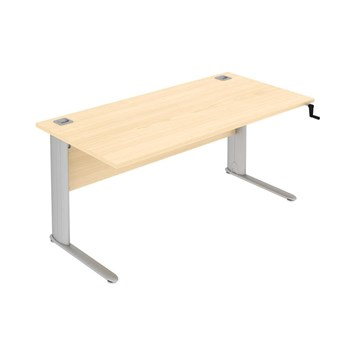 Ergonomic Solutions Direct - ESDOPR-OPTIMA-PLUS-HEIGHT-ADJUSTABLE-DESK - Click to enlarge